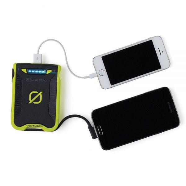 Преносима батерия Goal Zero Venture 30 (30Wh, 3.7V, 7800mAh)