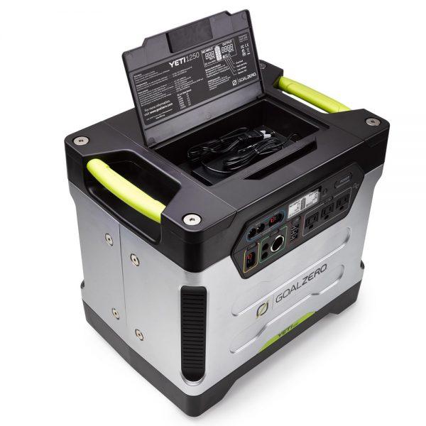 Соларен генератор Goal Zero Yeti 1250 (1200Wh, 12V, 100Ah)