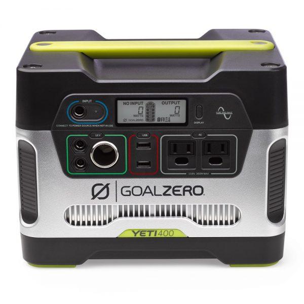 Соларен генератор Goal Zero Yeti 400 (396Wh, 12V, 33Ah)