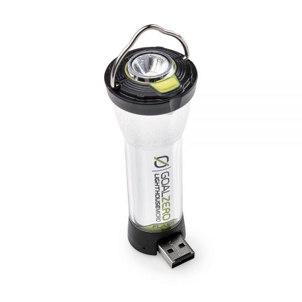 Туристическа лампа Goal Zero Lighthouse Micro Flash USB