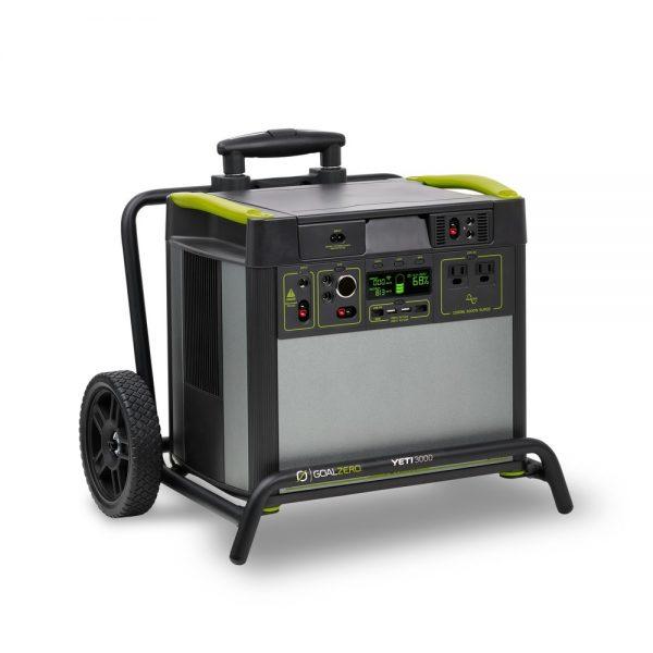 Соларен генератор Goal Zero Yeti 3000 Lithium (3075Wh, 10.95V, 280.8Ah)